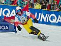 Ariane Lavigne FIS World Cup Parallel Slalom Jauerling 2012a.jpg