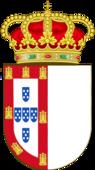 Armas rainha portugal