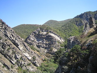 Armazi - The ruins of the Armazi citadel