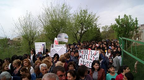 Armenian Genocide Remembrance Day, Vedi (5).jpg