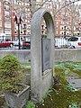 Armenian Genocide memorial, St Sarkis Armenian Church, London 07.jpg