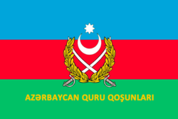 Army Flag of Azerbaijan