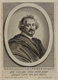 Giulio Strozzi Italian poet and librettist