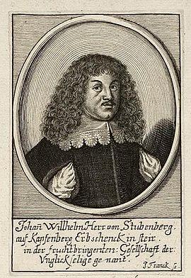 Johann Wilhelm von Stubenberg