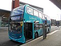 Arriva Kent & Surrey YY14WFX, Chatham Bus Station, 16 January 2018.jpg