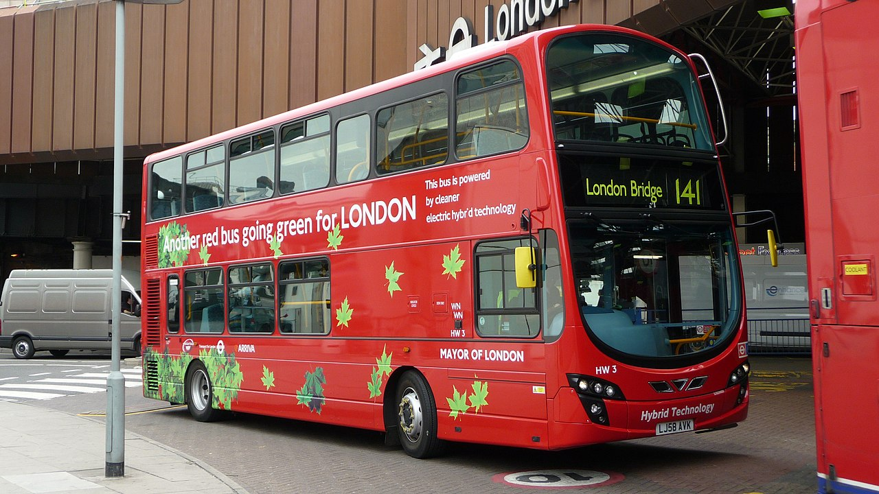 Image result for double decker buses London images pics