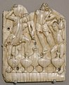 Arte bizantina dalla siria, nozze di cana, 650 ca..JPG