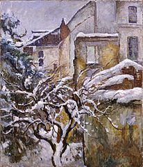 Snow; Snowfall