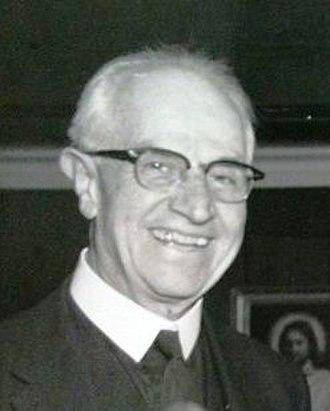 Arthur Kent White - Arthur Kent White in 1956