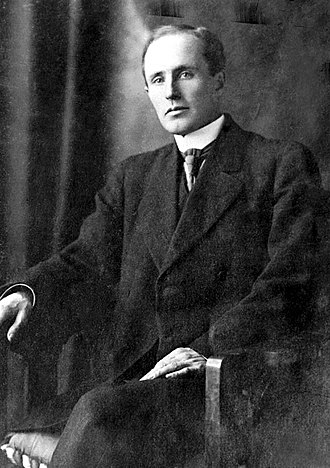 Arthur Meighen - Meighen during his early years as a cabinet minister.
