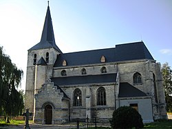 St. Aldegonde's church