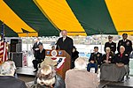 "Asa Hutchinson speaks during the ""Arkansas Remembers Pearl Harbor Ceremony"".jpg"