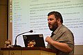 Asaf Bartov - Wikidata Workshop - Kolkata 2017-09-16 2849.JPG
