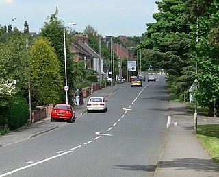Moira, Leicestershire Human settlement in England