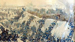 Siege of Veprik - The Swedish assault of Veprik 1709