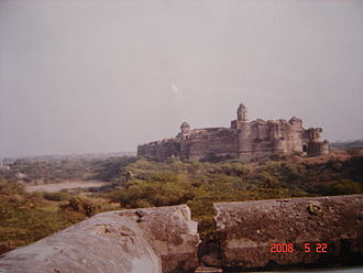 Bhind district - Ater Fort