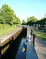 Atherstone Bottom Lock No 11, Coventry Canal, Warwickshire - geograph.org.uk - 1150834.jpg