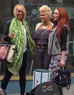 Atomic Kitten British pop girl group