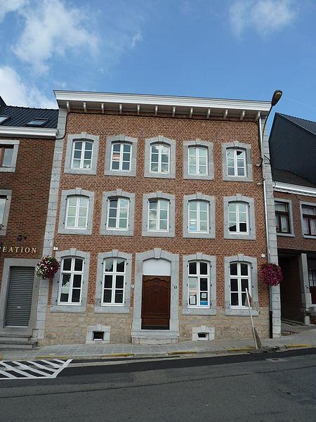 Place Antoine Ernst 9, Aubel, Belgique