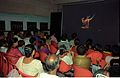 Audiovisual Show - Dinosaurs Alive Exhibition - Science City - Calcutta 1995-June-July 553.JPG