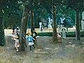 Aukusti Uotila - Spring in the Tuileries Garden.jpg