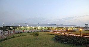 Aurangabad Airport - Aurangabad Airport New Terminal Building