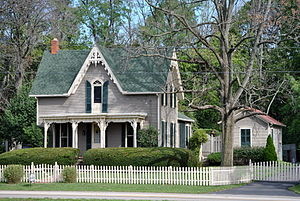 National Register of Historic Places listings in Montgomery County, Ohio - Image: Ausenbaugh Mc Elhenny House