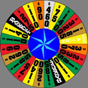 Wheel of Fortune (Australian game show) - Image: Aussie Wheel 1981Round 2