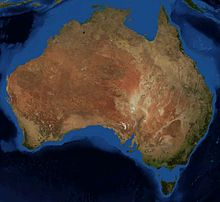 Australia Map Satellite.Outline Of Australia Wikipedia