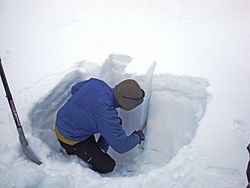 Avalanche testing snow pit.JPG
