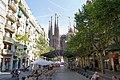 Avinguda de Gaudi, Barcelona - panoramio.jpg