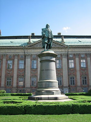 Swedish nobility - Axel Oxenstierna secured all government appointments to be filled by nobles.