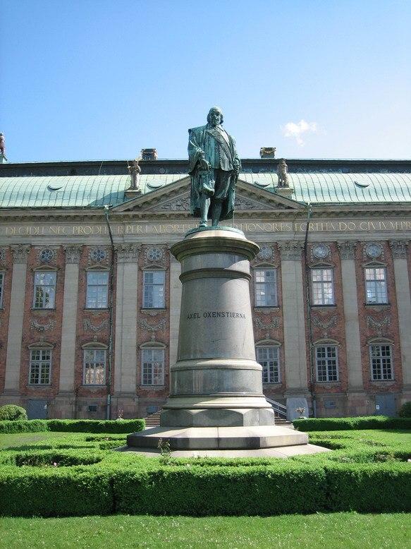 Axel Oxenstierna, riddarhuset