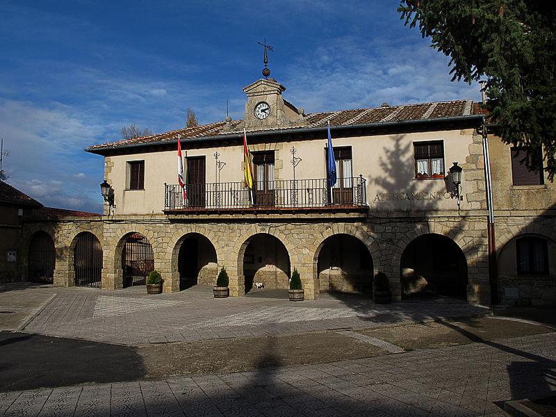 Navafria Spain  city photos gallery : Ayuntamiento de Navafría Segovia Wikimedia Commons