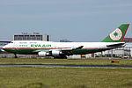 B-16408 - EVA Airways - Boeing 747-45E(M) - TAO (16545375006).jpg