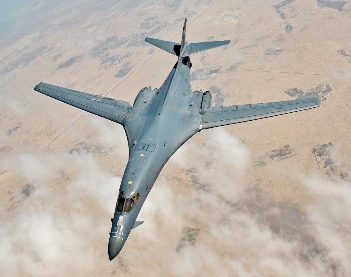 Rockwell B-1 Lancer - Wikipedia