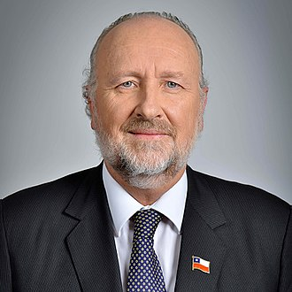Ministry of Mining (Chile) - Baldo Prokurica, the current Minister of Mining.