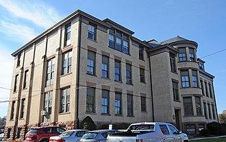 Beech Street School - Beech Street School in 2015