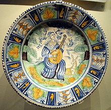 English Delftware Wikipedia