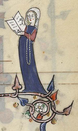Surcoat - Image: BM Metz MS1588 0378 détail