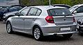 BMW 120d (E87) – Heckansicht, 15. April 2012, Mettmann.jpg