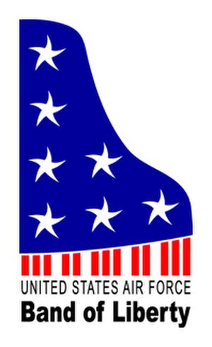 United States Air Force Band of Liberty - United States Air Force Band of Liberty logo