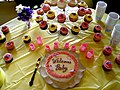 Baby shower cake and cupcakes.jpg