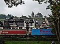 Bacharach mit Burg Stahleck, 1135 , Burgherr Goswin von Stahleck - panoramio.jpg