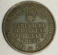 Baden commemorative kreuzer 1857 reverse.jpg
