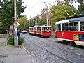 Badeniho, historická tramvaj.jpg