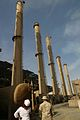 Baghdad South Power Station - October 2003 - inspection with US military.jpg