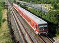 Bahnstrecke Mainz–Ludwigshafen- bei Guntersblum- Richtung Mainz (RB 928 314) 29.7.2009.jpg