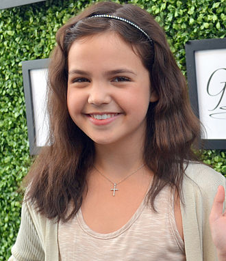 Bailee Madison - Madison at the Golden Globes Gift Lounge on January 14, 2012
