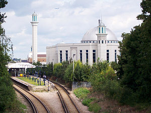 Baitul Futuh Mosque - Image: Bait ul Futuh Mosque in London